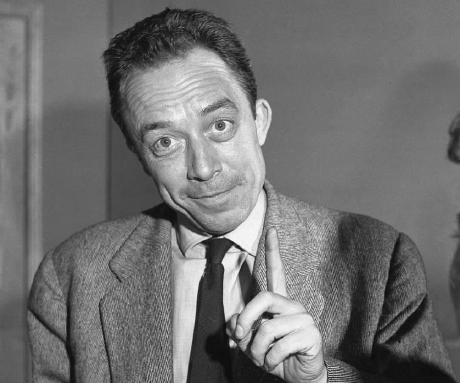 Vie privée d'Albert Camus